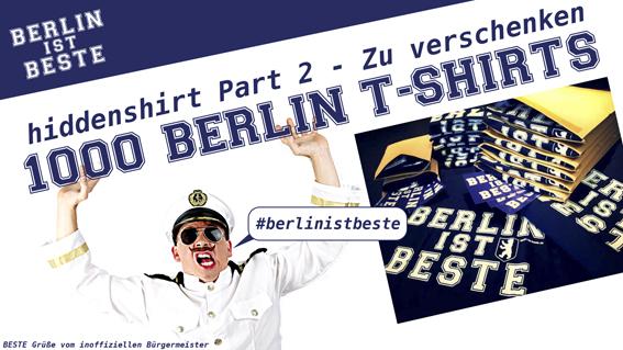 1000berlin - Der inoffizielle Bürgermeister - Berlin-Ist-Beste