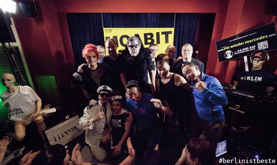 FESTIVAL der KÜNSTLER - Galerie Moabit - Die BESTE Show