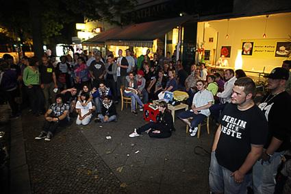 Moabit Ist Beste feiert sein eigenes Turmstrassenfest
