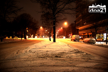 Winter in Moabit
